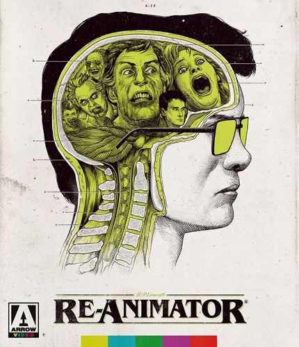 Re-Animator [Blu-ray] [1985] 33640839