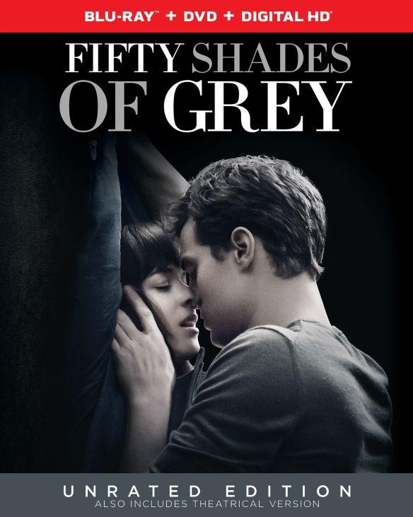 Fifty Shades of Grey [Blu-ray] [2 Discs] [2015] 33645507