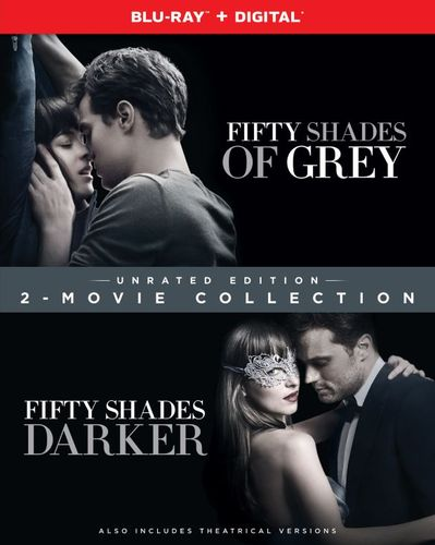 Fifty Shades of Grey/Fifty Shades Darker: 2-Movie Collection [Blu-ray] 33645598