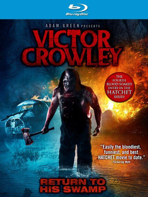 Victor Crowley [Blu-ray] [2017] 33654174