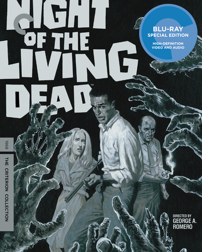 Night of the Living Dead [Criterion Collection] [Blu-ray] [1968] 33660351