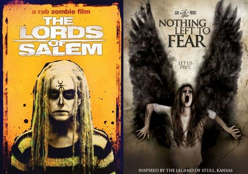 The Lords of Salem/Nothing Left to Fear [2 Discs] [DVD] 3366045