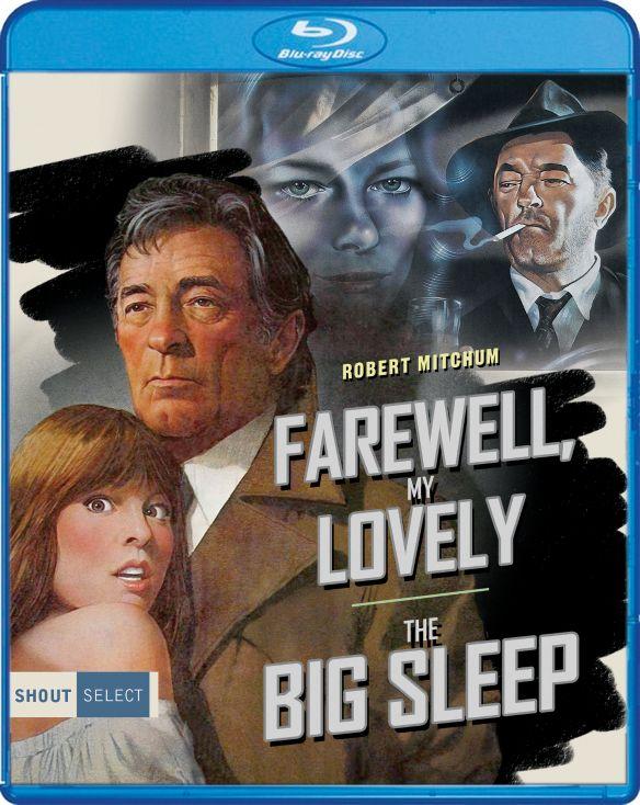 Farewell, My Lovely/The Big Sleep [Blu-ray] [1975] 33660919