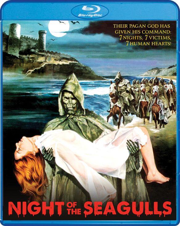 Night of the Seagulls [Blu-ray] [1975] 33660991