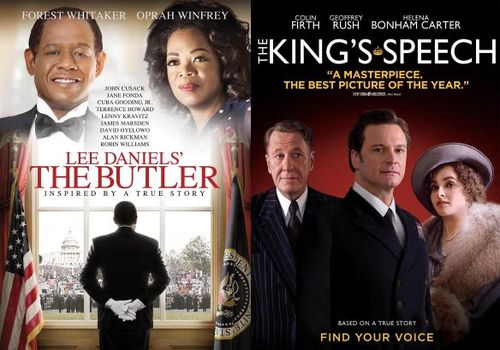 Lee Daniels' The Butler/The King's Speech [2 Discs] [DVD] 3366114