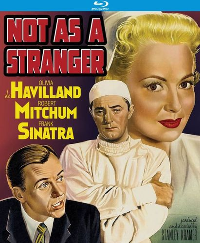 Not as a Stranger [Blu-ray] [1955] 33674375