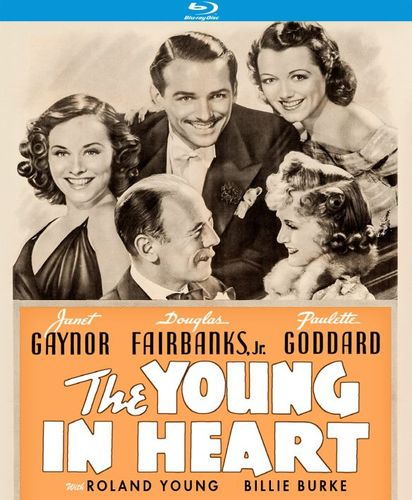 The Young in Heart [Blu-ray] [1938] 33674471