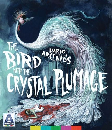 The Bird with the Crystal Plumage [Blu-ray] [1970] 33682437