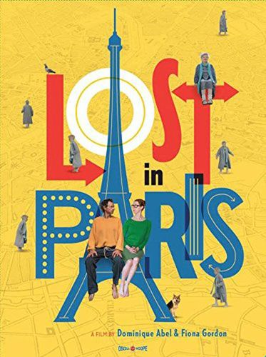 Lost in Paris [Blu-ray] [2016] 33691772
