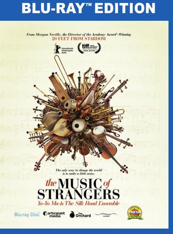 The Music of Strangers: Yo-Yo Ma and the Silk Road Ensemble [Blu-ray] [2015] 33691827