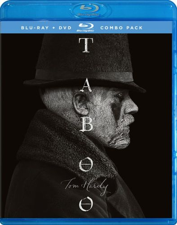Taboo: Season One [Blu-ray/DVD] [4 Discs] 33691936