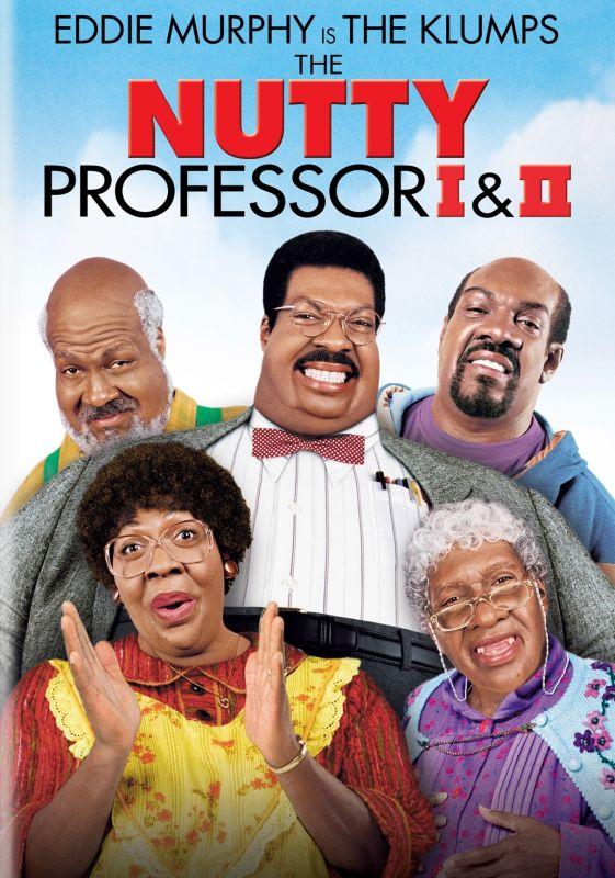 The Nutty Professor/The Nutty Professor II [DVD] 33696968