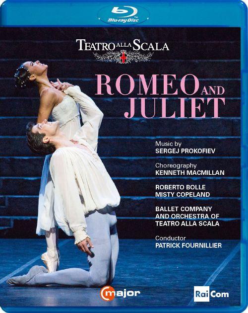 Sergej Prokofiev: Romeo and Juliet [Video] [Blu-Ray Disc] 33697558