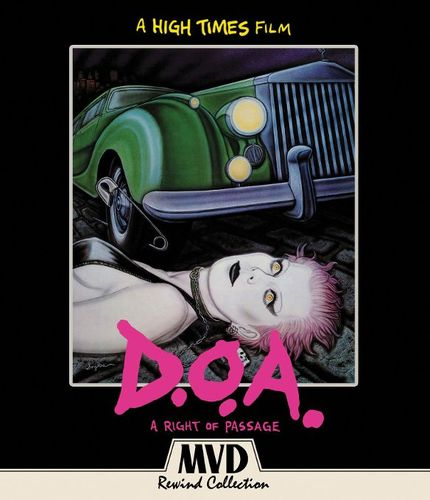 D.O.A.: A Right of Passage [Blu-ray/DVD] [1980] 33700799
