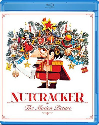 The Nutcracker: The Motion Picture [Blu-ray] [1986] 33703489