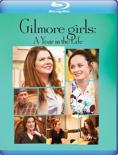 Gilmore Girls: A Year in the Life [Blu-ray] 33707476