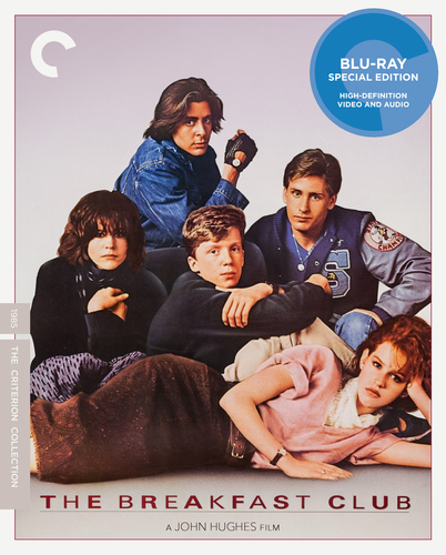 The Breakfast Club [Criterion Collection] [Blu-ray] [1985] 33712495