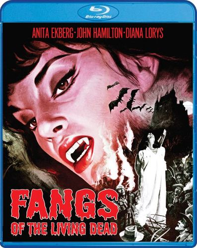 Fangs of the Living Dead [Blu-ray] [1968] 33715159