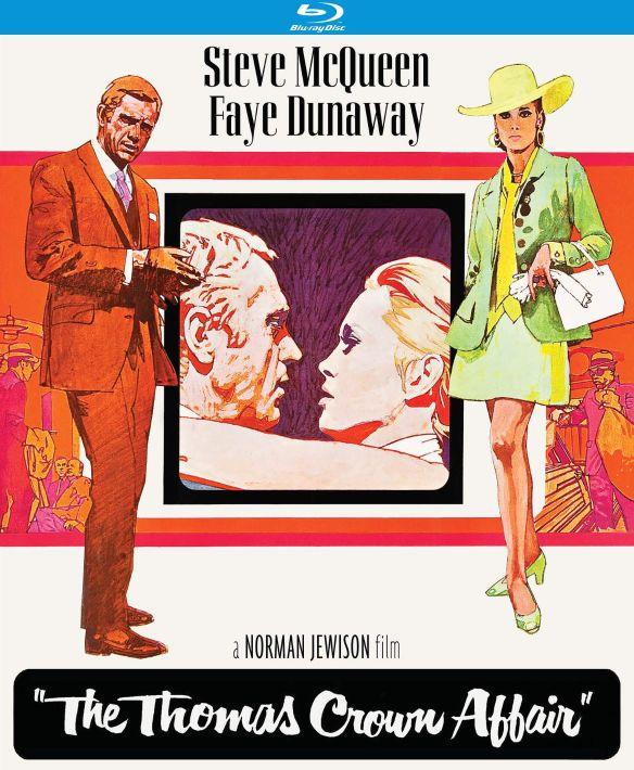 The Thomas Crown Affair [Blu-ray] [1968] 33715387
