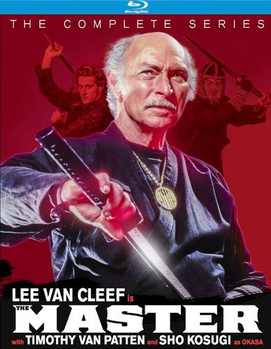 The Master: The Complete Series [Blu-ray] 33715518