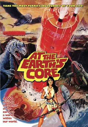 At the Earth's Core [DVD] [1976] 33715581