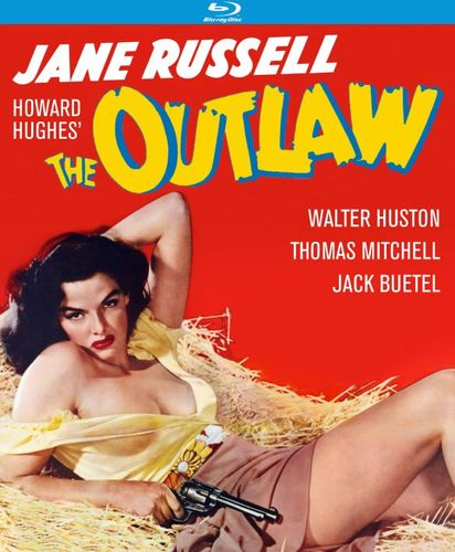 The Outlaw [Blu-ray] [1943] 33715636
