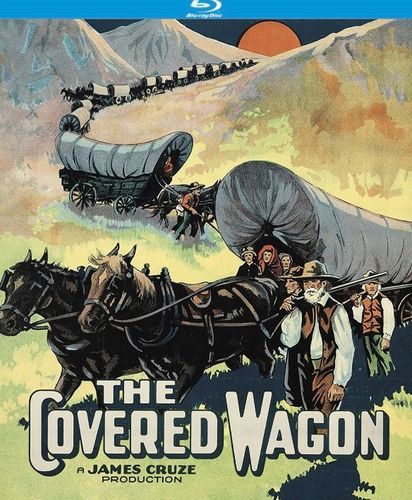 The Covered Wagon [Blu-ray] [1923] 33715745