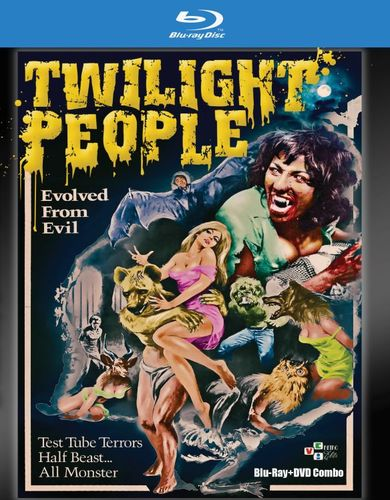 Twilight People [Blu-ray] [1972] 33716322