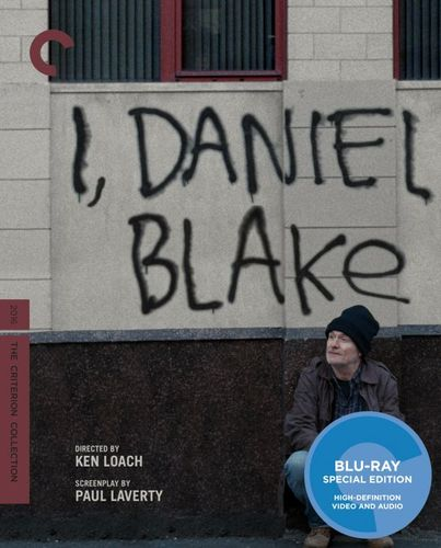 I, Daniel Blake [Criterion Collection] [Blu-ray] [2016] 33717445