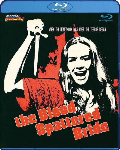 The Blood Spattered Bride [Blu-ray] [1972] 33718688