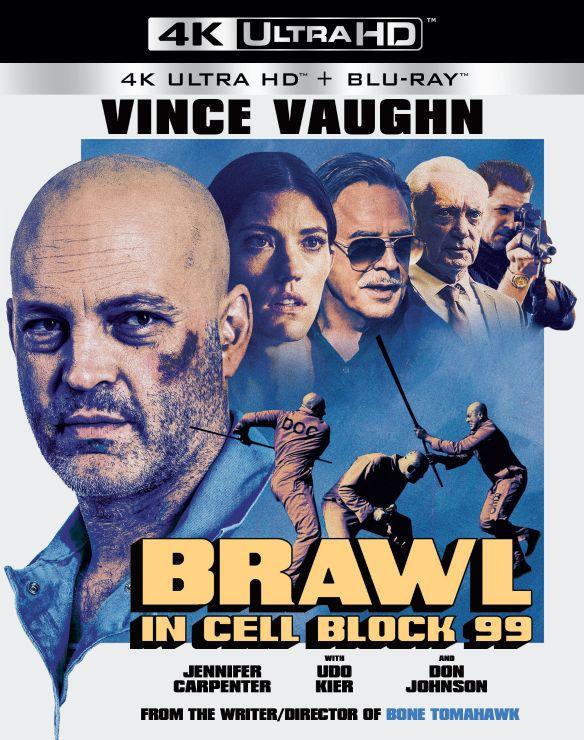 Brawl in Cell Block 99 [4K Ultra HD Blu-ray] [2017] 33719191