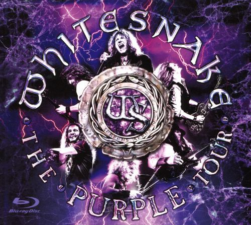The Purple Tour [CD & Blu-Ray] 33721845