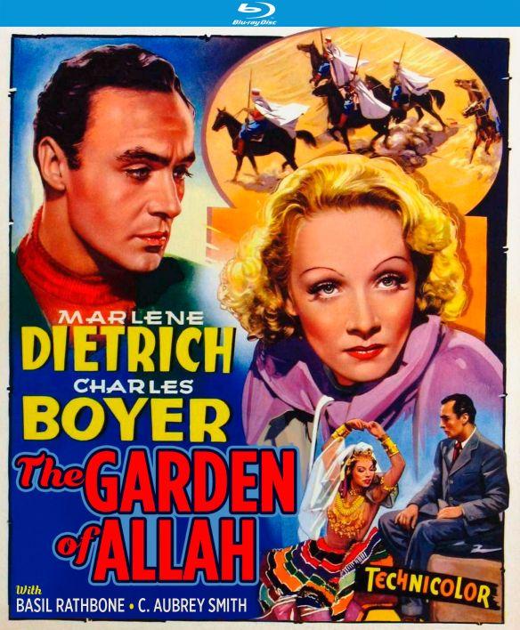 The Garden of Allah [Blu-ray] [1936] 33725206