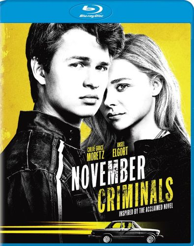 November Criminals [Blu-ray] [2017] 33731931
