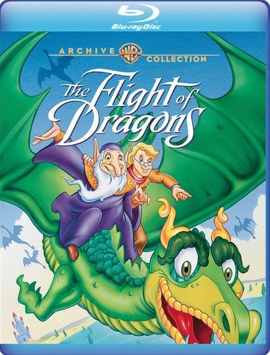 The Flight of Dragons [Blu-ray] [1982] 33733399
