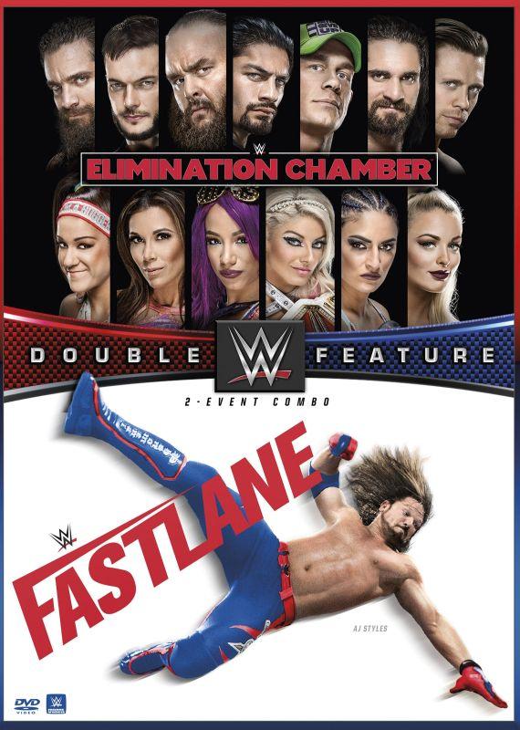 WWE: Elimination Chamber/Fastlane 2018 [DVD] 33735351