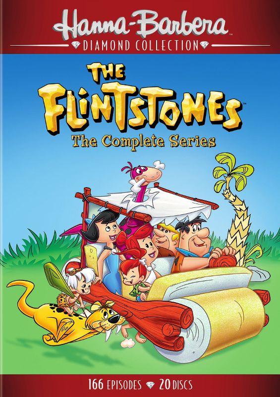 The Flintstones: The Complete Series [DVD] 33735439