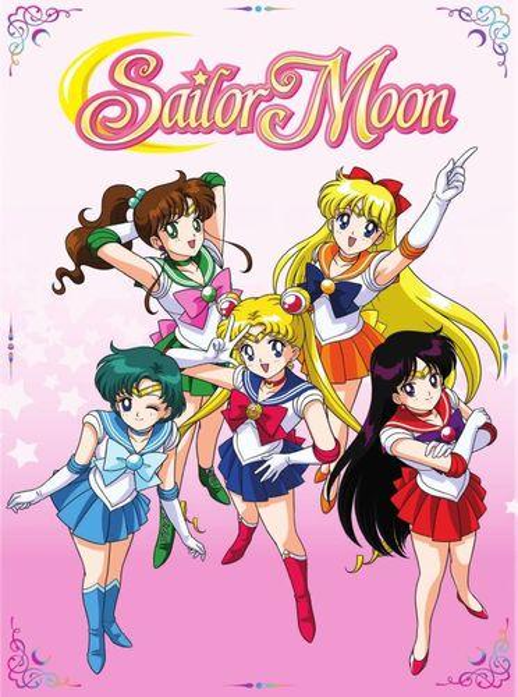 Sailor Moon: Season 1 - Part 2 [3 Discs] [DVD] 3374152