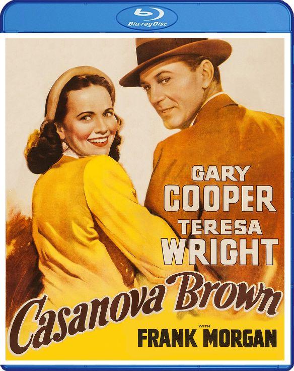 Casanova Brown [Blu-ray] [1944] 33743395