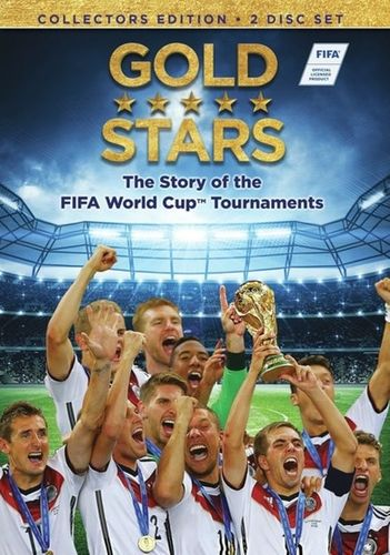 Gold Stars: The Story of the FIFA World Cup Tournaments [DVD] [2017] 33750264