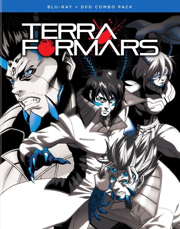 Terra Formars: Set 1 [Blu-ray] [4 Discs] 33751218