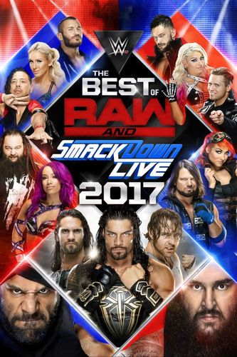 WWE: The Best of Raw and Smackdown 2017 [DVD] [2017] 33751526