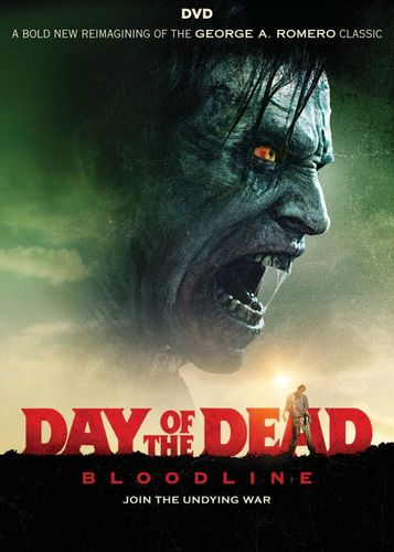 Day of the Dead: Bloodline [DVD] [2018] 33771149