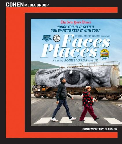 Faces Places [Blu-ray] [2017] 33775232
