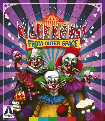 Killer Klowns from Outer Space [Blu-ray] [1988] 33775922