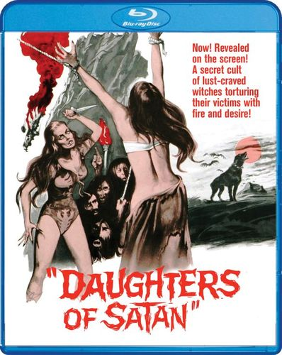 Daughters of Satan [Blu-ray] [1972] 33776512