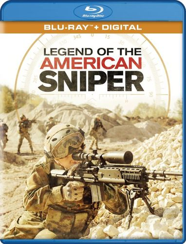Legend of the American Sniper [Blu-ray] 33781744