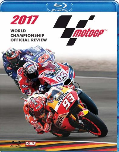 MotoGP: 2017 World Championship Official Review [Blu-ray] [2017] 33782157