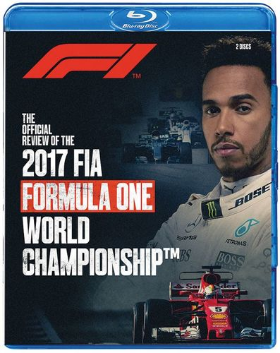 The Official Review of the 2017 FIA Formula One World Championship [Blu-ray] [2017] 33782175