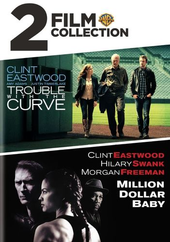 Trouble with the Curve/Millon Dollar Baby [DVD] 33785986